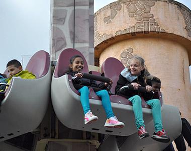 Reisen und Ausflüge – für die Kinder nicht selbstverständlich