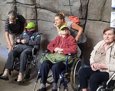 Die erste Erholungsreise seit Jahren für viele Senioren