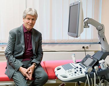 Arzt aus Überzeugung: Prof. Dr. med. Peter C. Ostendorf