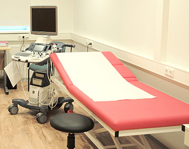 Hier werden Patienten in 8 Fachrichtungen versorgt