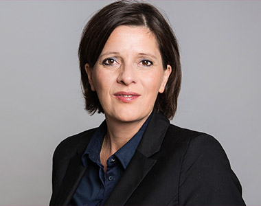 Stiftungsrepräsentantin Birthe Dornseif