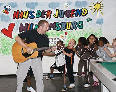 Musik verbindet und stärkt die Gemeinschaft