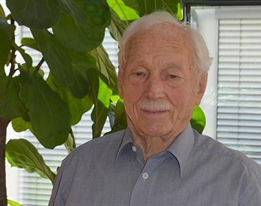 Stiftungsgründer Reimund C. Reich